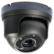 """BAZAR"" DI-WAY HDCVI varifocal Dome kamera 1080P, 2,8-12mm, 3xArray, 40m"