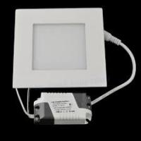 Downlight LED 18 W AC85-265V čtverec