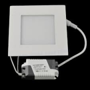 Downlight LED 18 W AC85-265V čtverec