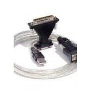 Redukce USB 2.0 - RS232 s kabelem