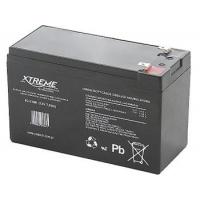 Baterie olověná 12V / 7,5Ah  Xtreme 82-219 gelový akumulátor