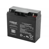 Baterie olověná 12V / 17Ah  XTREME 82-212 bezúdržbový gelový akumulátor