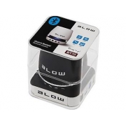 BLOW Přenosný Bluetooth reproduktor + FM rádio Black