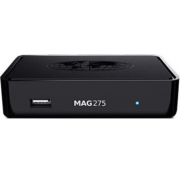 MAG 275 HYBRID IPTV OTT SET TOP BOX DVB-C/T/T2