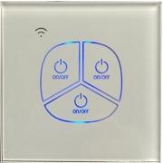 DI-WAY Smart Home  HomeBond stěnový vypínač (zapojení na 3 zařizení)