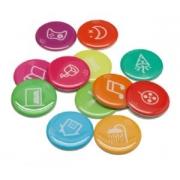 DI-WAY Smart Home HomeBond NFC štítek (chytrá nálepka)