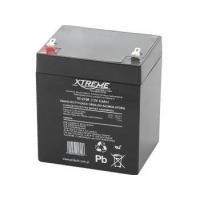 Baterie olověná 12V / 4,0Ah, Xtreme 82-210 gelový akumulátor