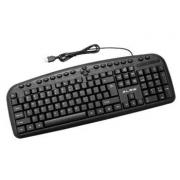 BLOW Počítačová klávesnice KP-116, USB černá