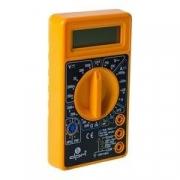 Digitální multimetr DT830BUZ,  LCD, 9V, akust.alarm