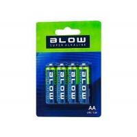 BLOW Baterie Super Alkaline AA LR6 blistr 4ks