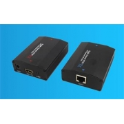 HDMI extender/převodník pro přenos HDMI signálu přes UTP kabel