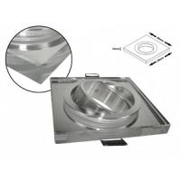 Podhledový rámeček pro nastavitelné LED svítidlo Denzel BÍLÉ