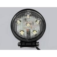 Automobilový LED reflektor 6*3W IP68 kruhový