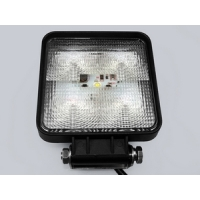 Automobilový LED reflektor 5*3W IP68 zaoblený
