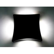 LED svítidlo Elkim 4W DW černé IP54