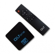 QU+ ONE IPTV UHD 4K MEDIA PLAYER ANDROID H.265/HEVC