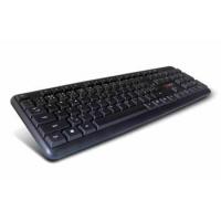 Klávesnice C-TECH CZ/SK KB-102 USB slim black