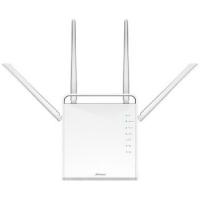 Router STRONG 1200, Wi-Fi, 802.11ac, 1200 Mbit/s, 2,4/5GHz 1Gb LAN bílý