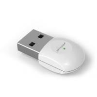 Adaptér Strong 600 USB Wi-Fi 802.11ac, 600 Mbit/s, 2,4/5GHz, bílý