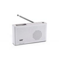 OPTICUM přenosné rádio DAB+/FM TON3 bílé