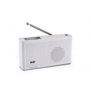 OPTICUM přenosné rádio DAB+ / FM TON3 bílé