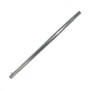 Anténní stožár,  38mm x  1,5mm, délka 1m, nadstavitelný
