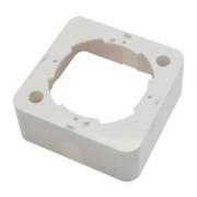 Krabička pro zásuvky SIGNAL ( povrchová bílá)