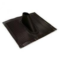 Střešní  taška stožárová 45x40 - černá