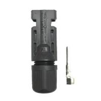 Konektor MC4 samec-male pro 4mm a 6mm FVE