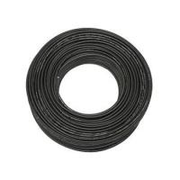 Solární kabel FVE 4,0mm2, černý 10m