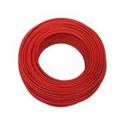 Solární kabel FVE 4,0mm2, červený 10m