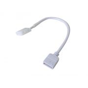 Kabelová propojka RGB CLIP-zásuvka 4-Pin 10 mm, délka 15cm