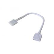 Kabelová propojka RGBW CLIP-zásuvka 5-Pin 10 mm, délka 15cm