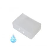 Koncovka pro LED pásky 12V, IP68, čip 3528, 2835 s dírou