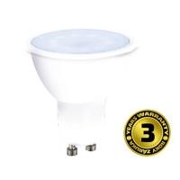 Žárovka LED GU10  5W SPOT bílá studená SOLIGHT WZ324-1