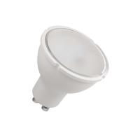 Žárovka LED GU10  6W SPOT bílá teplá EMOS ZL4301 krokově stmívatelná