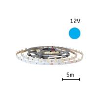 LED pásek 12V 2835 3D  60LED/m IP20 max. 6W/m modrá (cívka 5m)