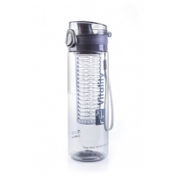 Láhev na smoothie G21 650ml grey