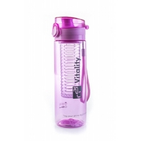 Láhev G21 SMOOTHIE 650 ml PURPLE