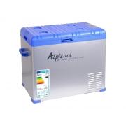 Autochladnička ALPICOOL 50l, 230/24/12V -20°C kompresorová