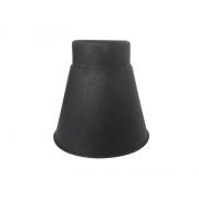 Stožárová manžeta - černá neoprénová 42-48mm