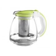 Konvice LAMART VERRE LT7028 1,5l čajová zelená