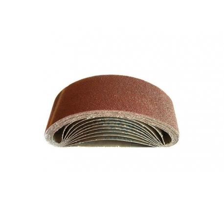 Plátno brusné nekonečný pás, 75x533mm, P60, GEKO