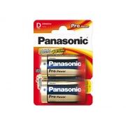 Baterie D (R20) alkalická PANASONIC Pro Power LR20 2BP