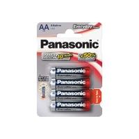 Baterie AA (R6) alkalická PANASONIC Everyday Power LR6 4BP