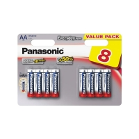 Baterie AA (R6) alkalická PANASONIC Everyday Power LR6 8BP