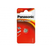 Baterie     389  PANASONIC do hodinek 1bp stříbrooxidová