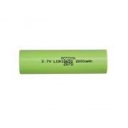 Baterie nabíjecí Li-Ion 18650 3,7V 2000mAh 3C MOTOMA