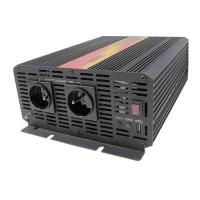 Měnič napětí 24V/230V 2000W CZ