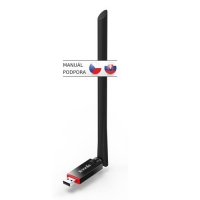 Adaptér WiFi USB TENDA U6